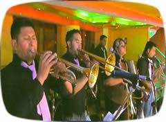 Orquestas bolivianas VIVENCIA