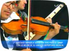 Cumbia 2016 y Cumbia villera 2016 GUSTAVO ORIHUELA SEXTET