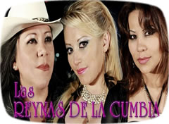 Las Reinas De La Cumbia