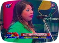Orquestas bolivianas YOSETE Y LA SONORA SENSACIÓN