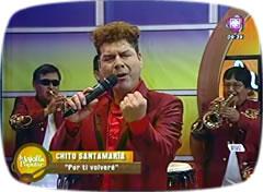 Orquestas bolivianas CHITO SANTAMARÍA