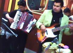 Orquestas bolivianas LOS NIETOS DEL REY