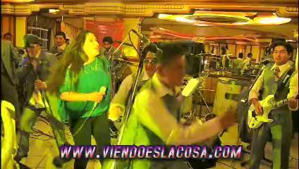 VIDEO: VUELVE AMOR - DULCE CARAMELO EN VIVO
